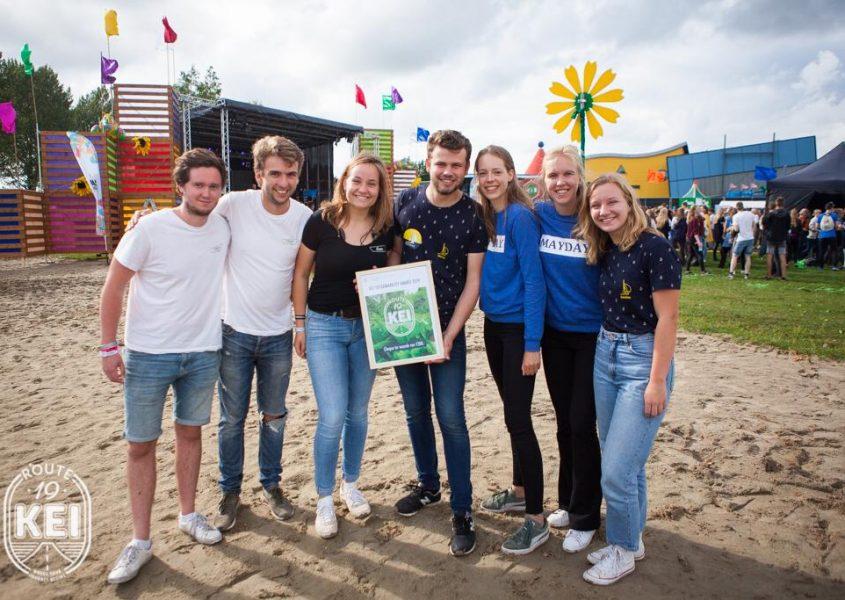 KEI-week: Mayday wint duurzaamheidsprijs