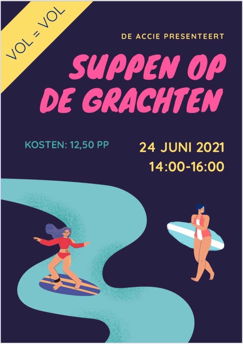 ACCIE Suppen - 24 juni